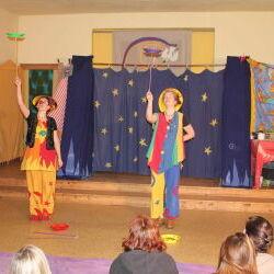 Weiterbildung 2015 Zirkus