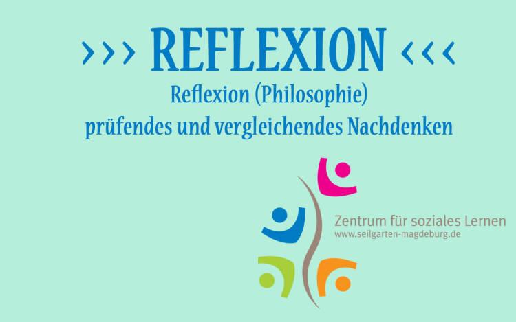 Reflexion ©