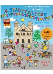 Stadtteilfest Neustadt 2018