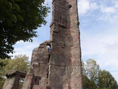 kletterfelsen