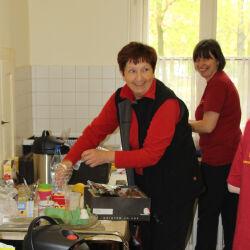 EA in Küche